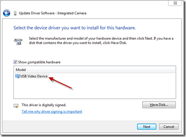 Update Driver Software III